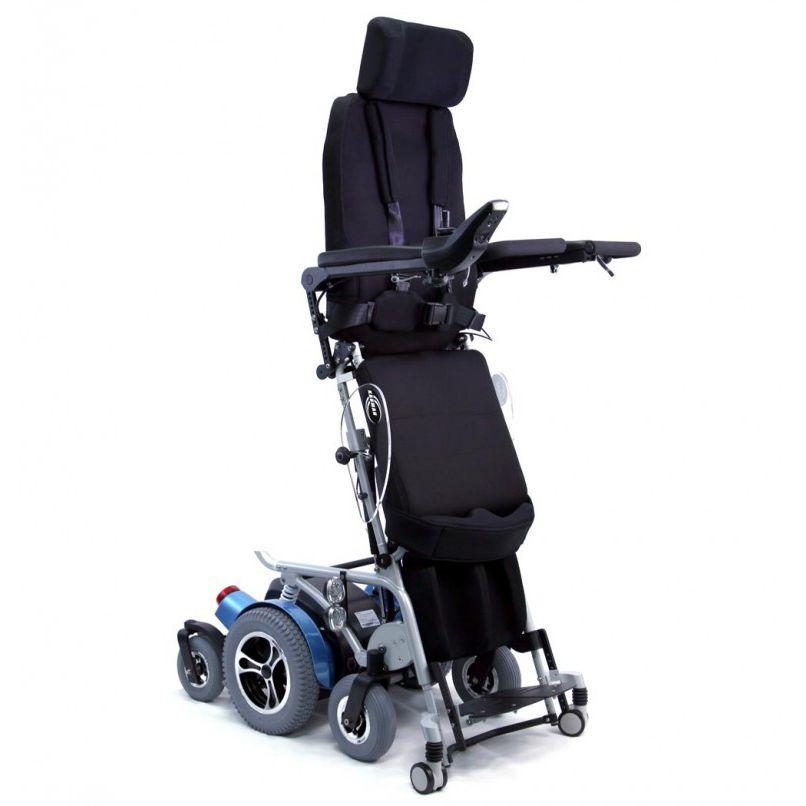 электрическое инвалидное кресло для улицы для дома с подставкой для ног Xo 505 Karman Healthcare