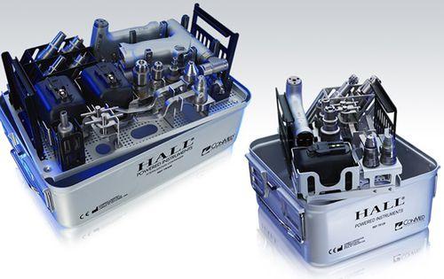 контейнер для стерилизации для ортопедического инструмента / перфорированный