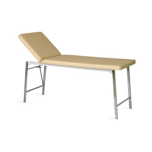 ручной диагностический стол / с регулируемой спинкой / 2 секции