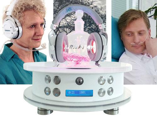 настольное устройство для кислородно-энергетической терапии / бронхит / дерматологические проблемы