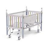 медицинская кровать / ручная / с фиксированной высотой / на роликах