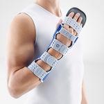 Ортопедический фиксатор ладонная иммобилизирующая шина ManuLoc® long Plus Bauerfeind