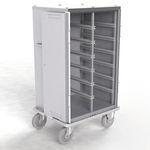 Тележка для разгрузочно-погрузочных работ / транспортная / для стерилизации / для приборов N204G Conf Industries