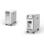 Концентратор кислорода на роликах / PSA OC3B Contec Medical Systems