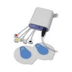 электрокардиограф для нагрузочного тестирования / для ПК / 2 канала / с беспроводной сетью