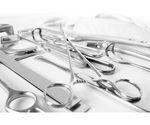 комплект инструментов для ортопедической хирургии / для офтальмологической хирургии / для общей хирургии / для гинекологической хирургии