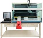 автоматическое устройство подготовки проб для лабораторий / с помощью пипетки / сыворотка / плазменное