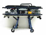 Тележка со съемными носилками для машин скорой помощи / электрическая / для неонатального инкубатора / 3 секции TIM410A4 Kartsana Medical