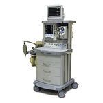 установка для анестезии на тележке / с респираторным мониторингом