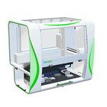 лабораторная рабочая станция для просеивания с высоким расходом / с помощью пипетки / настольный / модульный