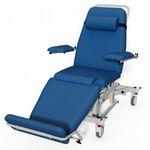 электрическое кресло для гемодиализа / 3 секции / с регулируемой высотой / Тренделенбург