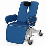 кресло для осмотра ЛОР / офтальмологическое / электрическое / на роликах