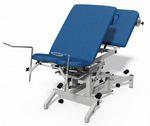 гинекологический диагностический стол / гидравлический / откидной / 3 секции