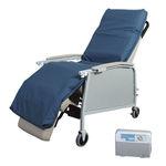 Антипролежневая подушка / для сидения / для кресла для транспортировки пациентов / надувная Sapphire Geri Air™ Sizewise
