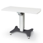электрический вспомогательный столик / с регулируемой высотой / на роликах