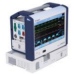 монитор пациента для интенсивной терапии / клинический / транспортный / ЭКГ
