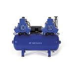 стоматологический компрессор / для фрезерного станка / воздухоосушитель / мембранный