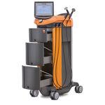 установка для текар-терапии / на тележке