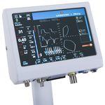 электронный вентилятор / электропневматический / для реанимации / транспортный
