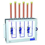 манифольд для газа / для непрерывной подачи / для обеспечения безопасности