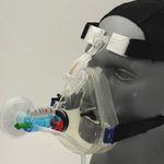 маска PPC / кислородная / лицевая / одноразового применения