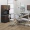 шкаф для стоматологического кабинета / с полкой / с выдвижным ящиком / с дверью
