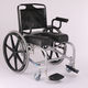 инвалидная коляска с ручным управлением / для душа / с подставкой для ног / гардероб