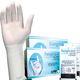 медицинская перчатки / из латекса / порошковая / стерильная