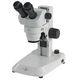 стереомикроскоп для лаборатории / оптический / прямой / с увеличением