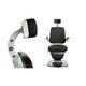 офтальмологическое кресло для осмотра / электрическое / с регулируемой высотой / откидное