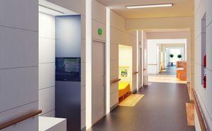 Больничное учреждение