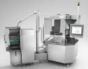 автоматическое устройство для весовой сортировки