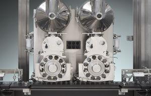 наполнительная машина для порошка / автоматическая / с сервоприводом / линейная