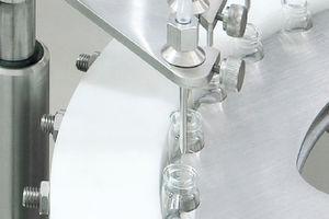 наполнительная машина для жидкостей