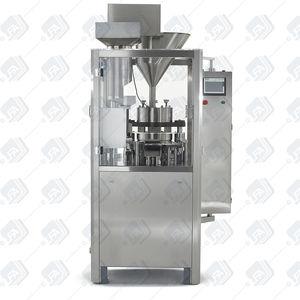 полностью автоматическая наполнительная машина / напольная / для фармацевтической промышленности / для желатиновой капсулы
