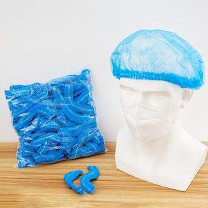медицинская шапочка для медсестер / нетканая