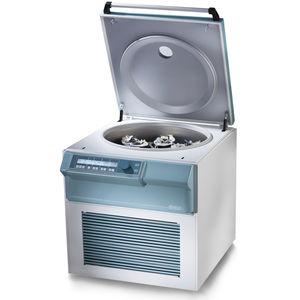 центрифуга для лабораторий / напольная / большой вместимости / высокого качества
