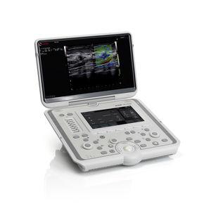 переносной ультразвуковой сканер / для поливалентной эхографии / черно-белый / цветовой допплер