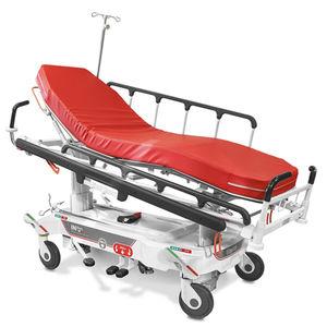 транспортная тележка со съемными носилками / для неотложной помощи / гидравлическая / Тренделенбург