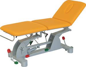 гидравлический диагностический стол / с регулируемой высотой / 3 секции