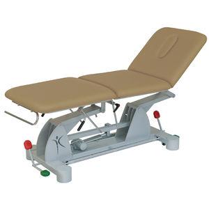 электрический диагностический стол / с регулируемой высотой / 3 секции