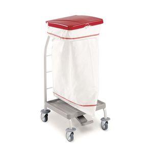 транспортная тележка / для грязного белья / 1 мешок