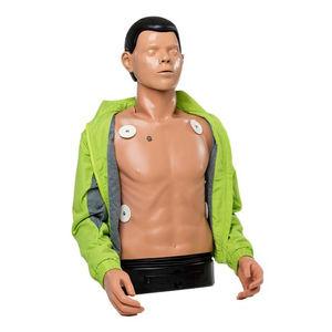 учебный манекен для RCP / для медицинского ухода / для мониторинга / взрослый человек