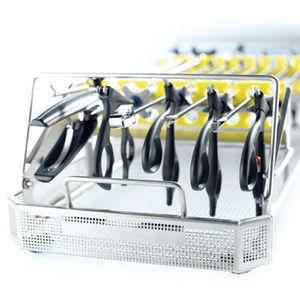 корзина для стерилизации для эндоскопов / для инструментов / перфорированная
