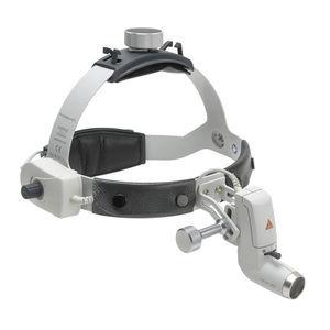 хирургическая налобная лампа / LED / оптоволоконная