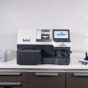 станок для обработки кромок оптического стекла / устройство для блокировки очковых линз / станок для обточки очковых линз / плоттер форм