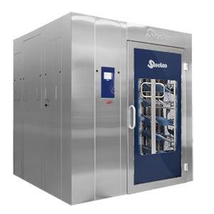 моющая дезинфекционная машина для тележки / напольная / большая производительность / с сушкой горячим воздухом