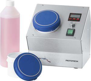 установка для очистки стоматологических моделей
