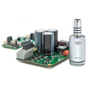 микродвигатель для стоматологии / электрический бесщеточный / встраиваемый / со светодиодным светильником