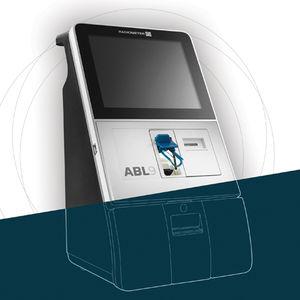 анализатор газов крови с анализом электролитов / с сенсорным экраном